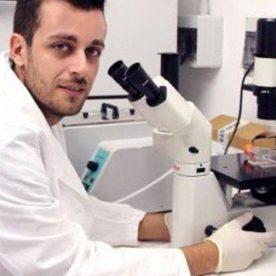 Il dott. Massimiliano D'Imperio, ricercatore in campo Agroalimentare e della Nutrizione